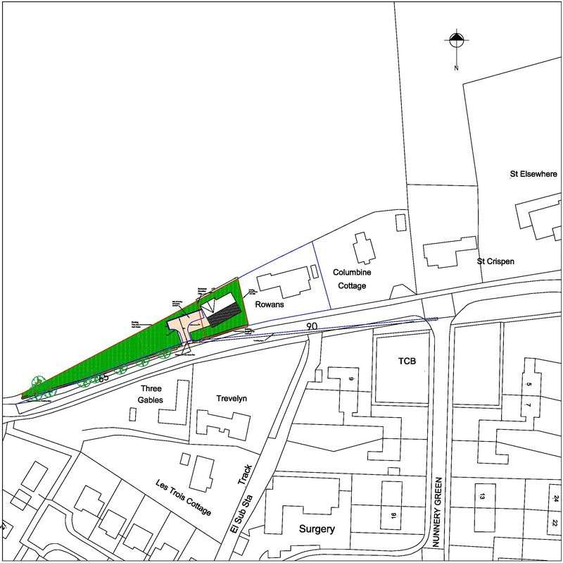 Land Commercial for sale in Nunnery Green, Wickhambrook
