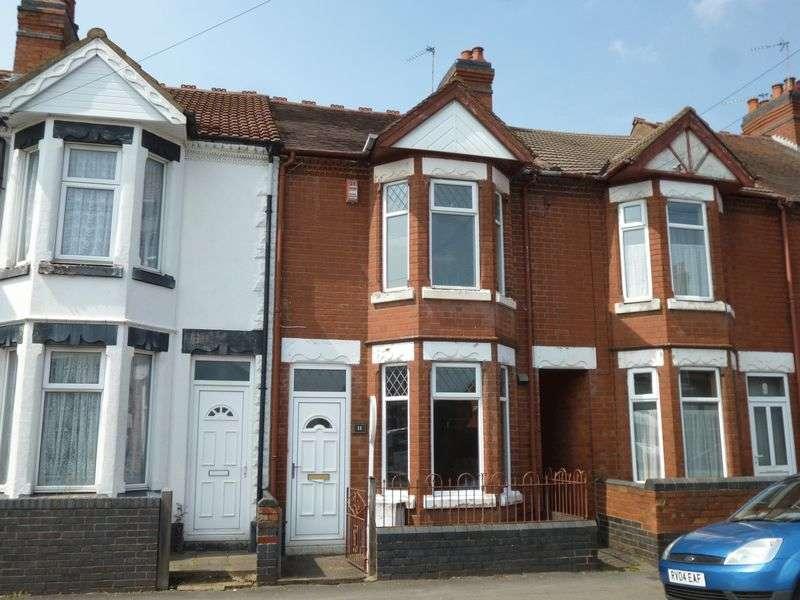 3 Bedrooms Terraced House for sale in Deacon Street, Nuneaton