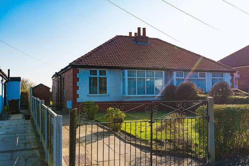 2 Bedrooms Semi Detached Bungalow for sale in Liverpool Road, Lydiate