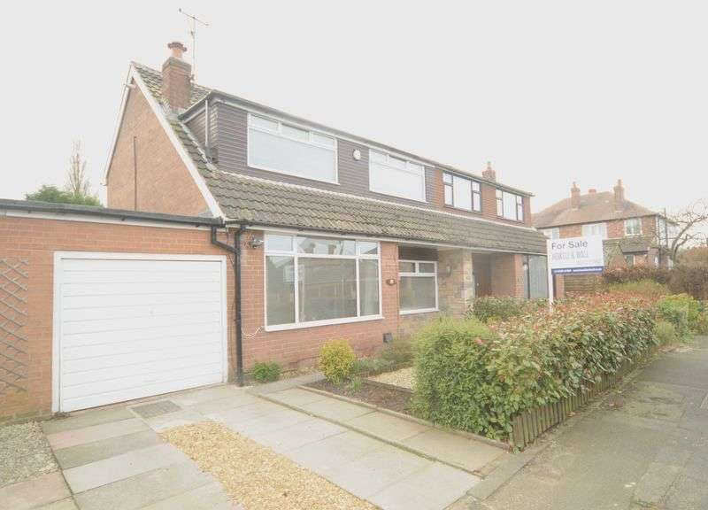 3 Bedrooms House for sale in Kildonan Road, Grappenhall, Warrington