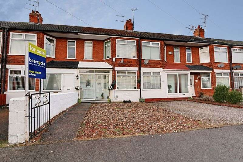 3 Bedrooms Terraced House for sale in Kirklands Road, Hull