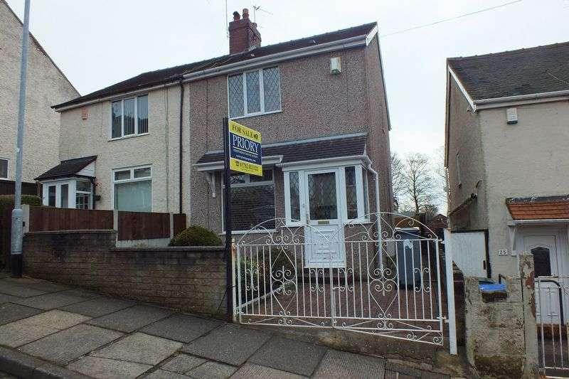 3 Bedrooms Semi Detached House for sale in Patterdale Street, Burslem, Stoke-On-Trent