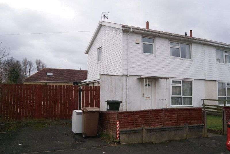 3 Bedrooms Semi Detached House for sale in Beech Grove, Benton, Newcastle Upon Tyne