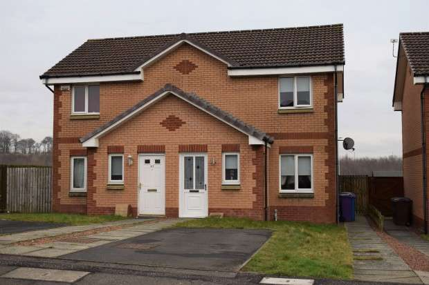 2 Bedrooms Semi Detached House for sale in 49 Glenmuir Crescent, Priesthill, G53
