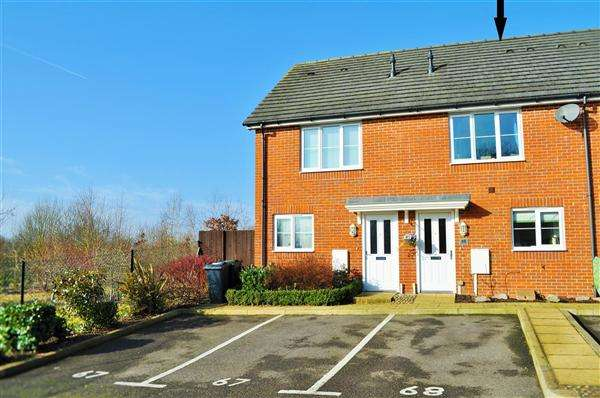 2 Bedrooms Terraced House for sale in Maidstone ME17