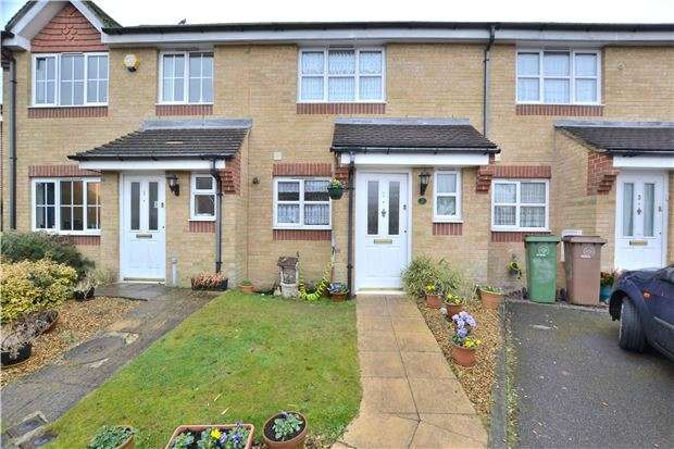 2 Bedrooms Terraced House for sale in Amberwood Close, WALLINGTON, Surrey, SM6 8QH