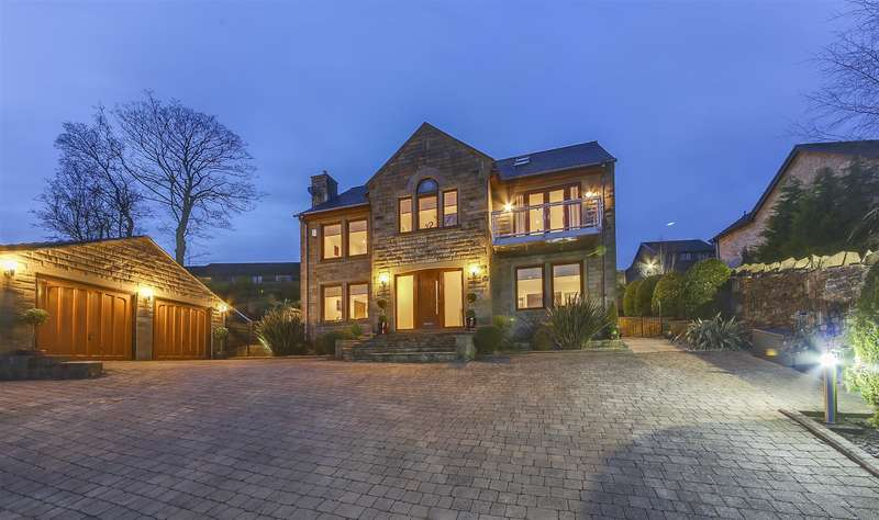 5 Bedrooms Property for sale in Worswick Green, Rawtenstall, Rossendale