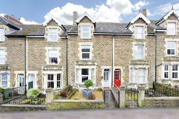 3 Bedrooms Terraced House for sale in Oakfield Road, Frome