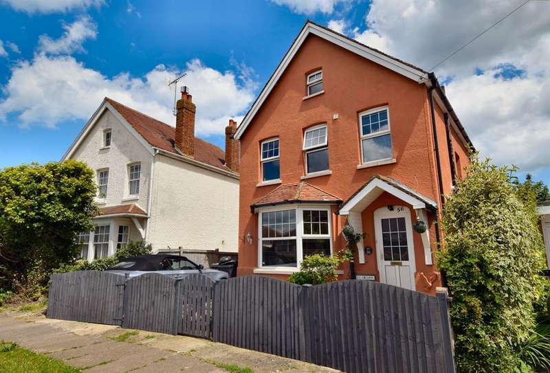 4 Bedrooms Detached House for sale in Glen Avenue, Beltinge, Herne Bay