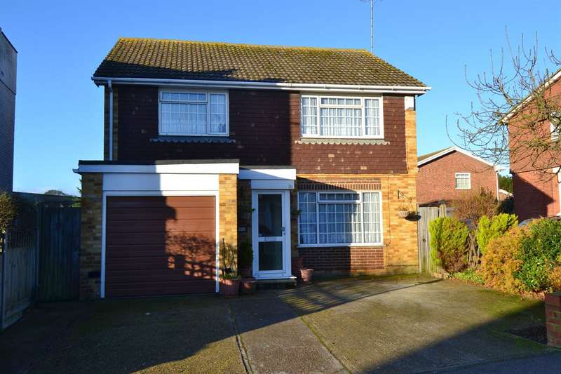 4 Bedrooms Detached House for sale in Park Avenue, Tankerton, Whitstable