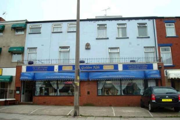 19 Bedrooms Hotel Gust House for sale in Hornby Road Central Blackpool
