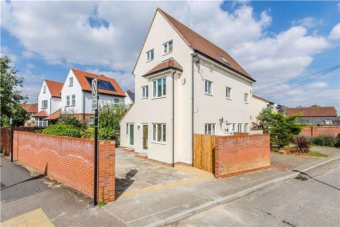 2 Bedrooms Maisonette Flat for sale in Sandy Lane, Cambridge