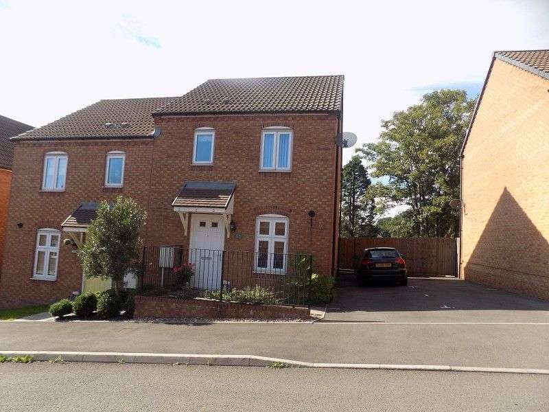 3 Bedrooms Semi Detached House for sale in Groeswen Park, Margam, Port Talbot, Neath Port Talbot. SA13 2LJ