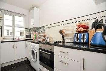 2 Bedrooms Flat for sale in Stoke Abbott Court, Worthing, BN11
