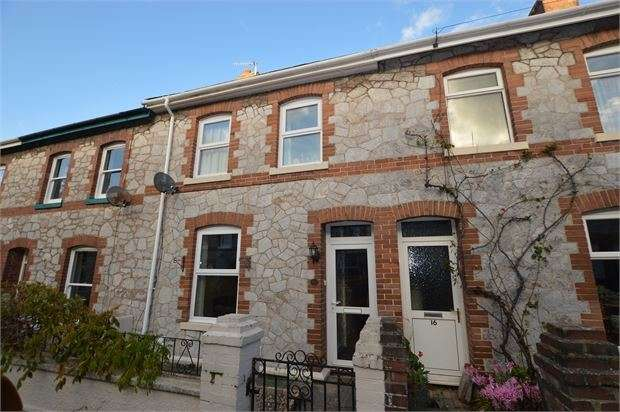 3 Bedrooms Terraced House for sale in Waltham Road, Newton Abbot, Devon. TQ12 1LH