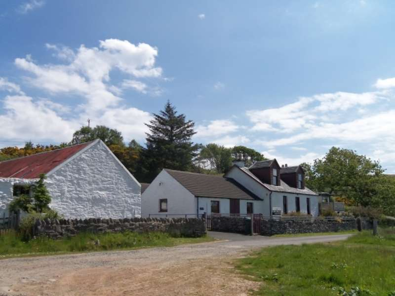 4 Bedrooms Detached House for sale in Portavadie Farmhouse Portavadie, Tighnabruaich, PA21 2DA