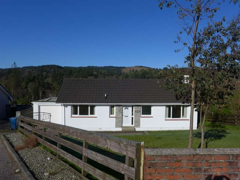 3 Bedrooms Detached Bungalow for sale in 2 Fernoch Park, Lochgilphead, PA31 8TG