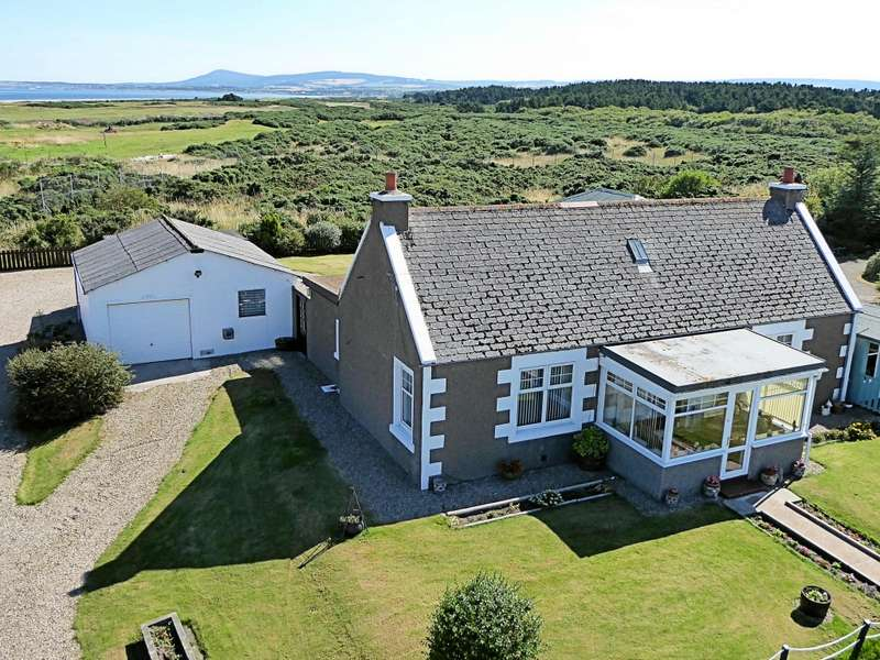 3 Bedrooms Bungalow for sale in Inverspey , Spey Bay , Fochabers, IV32 7JP