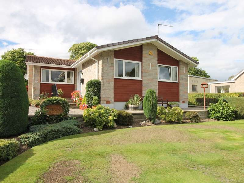 3 Bedrooms Detached Bungalow for sale in 32 Drummond Road, Inverness, Inverness, IV2 4NJ