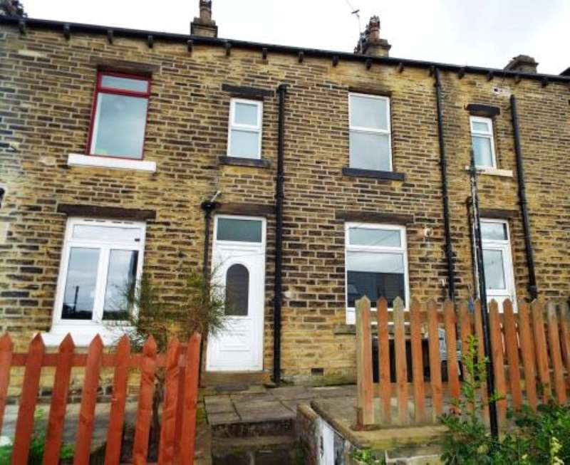 3 Bedrooms Terraced House for sale in Carlton House Terrace, Halifax, West Yorkshire, HX1 3LD