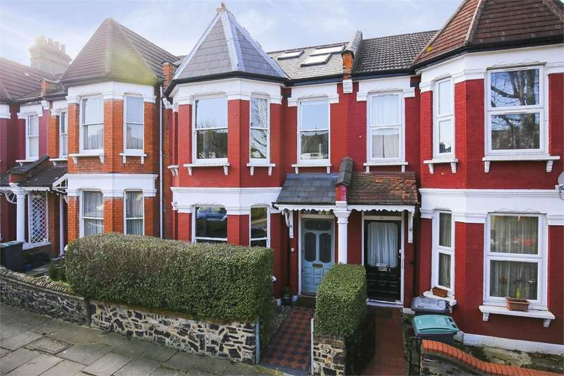 4 Bedrooms Terraced House for sale in Outram Road, Alexandra Park, London