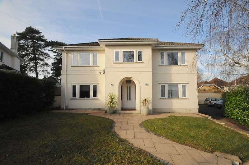 5 Bedrooms Detached House for sale in Birch Close, Lower Parkstone, Poole