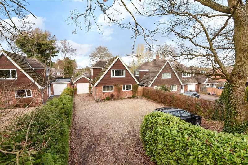 4 Bedrooms Detached House for sale in Nine Mile Ride, Finchampstead, Wokingham, Berkshire, RG40
