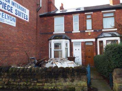 3 Bedrooms Terraced House for sale in Nottingham Road, Nottingham, Nottinghamshire