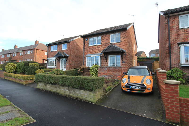 3 Bedrooms Detached House for sale in Jaunty Road