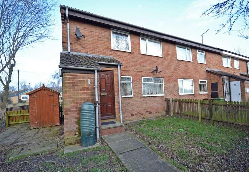 2 Bedrooms Flat for sale in Blackthorn Way, Wakefield
