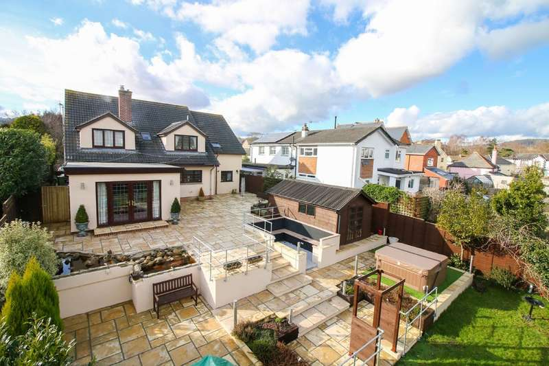 5 Bedrooms Detached House for sale in Branscombe House, Bovey Tracey