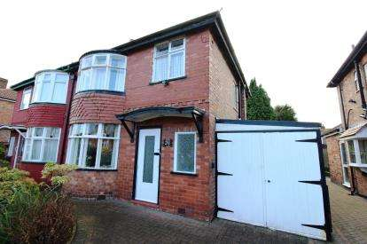3 Bedrooms Semi Detached House for sale in Palmer Avenue, Cheadle, Greater Manchester