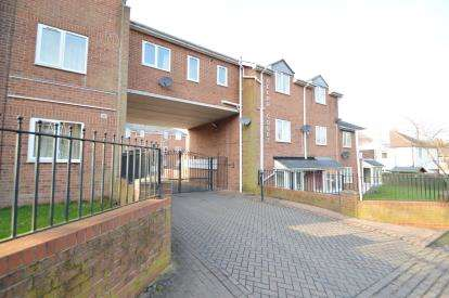 2 Bedrooms Flat for sale in Delph Court, Woodhouse, Leeds, West Yorkshire