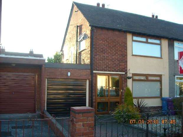 3 Bedrooms Semi Detached House for sale in Mackets Lane, Liverpool