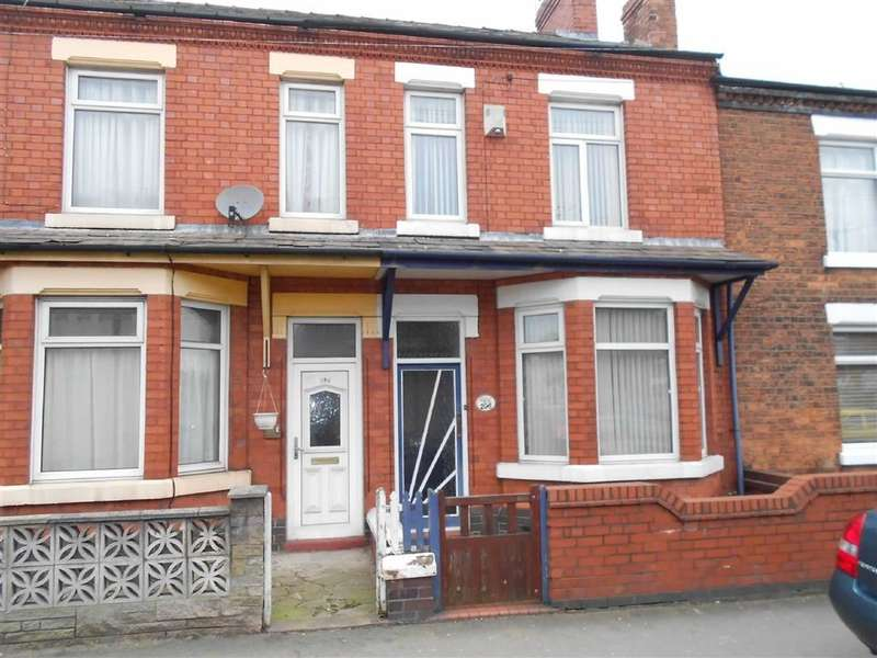 3 Bedrooms Terraced House for sale in Broad Street, Crewe, Cheshire