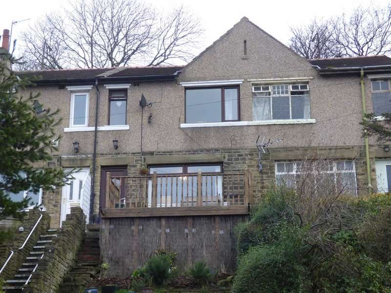 3 Bedrooms Property for sale in Park Terrace, Stump Cross, HALIFAX, West Yorkshire, HX3
