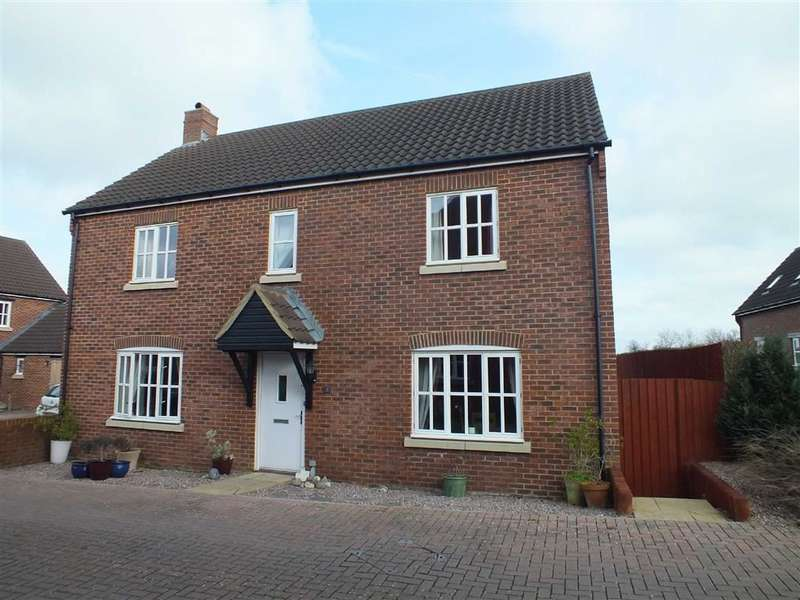 5 Bedrooms Property for sale in Shepherds Drove, West Ashton, Trowbridge, Wiltshire, BA14