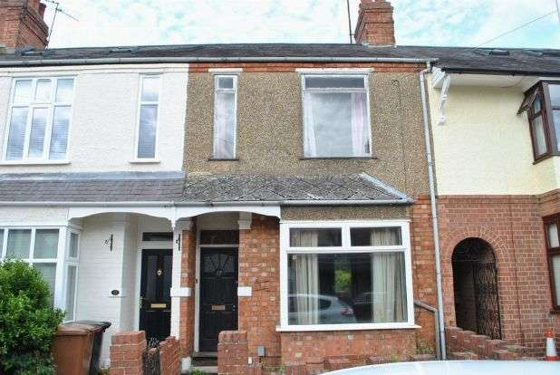 3 Bedrooms Terraced House for sale in Knights Lane, Kingsthorpe Village, Northampton NN2 6QN
