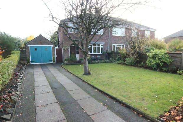 3 Bedrooms Semi Detached House for sale in Broad Road, Sale