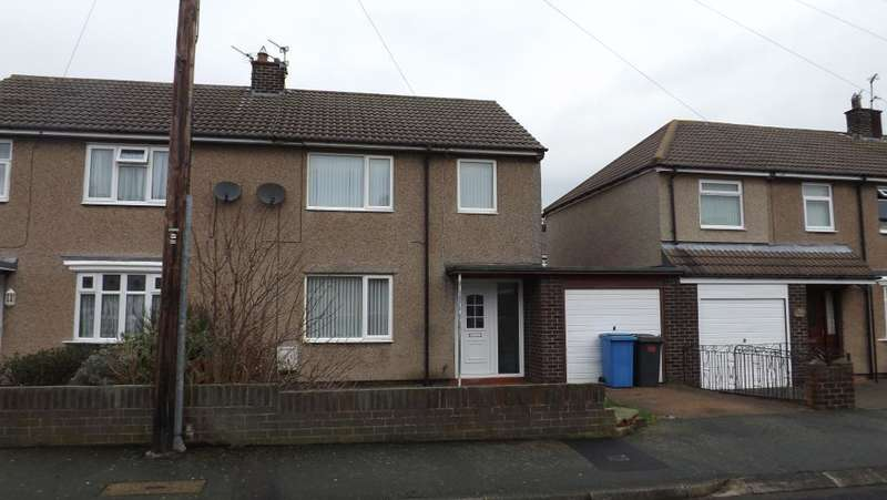 3 Bedrooms Semi Detached House for sale in St Johns Estate, South Broomhill, Morpeth, Northumberland, NE65 9RZ