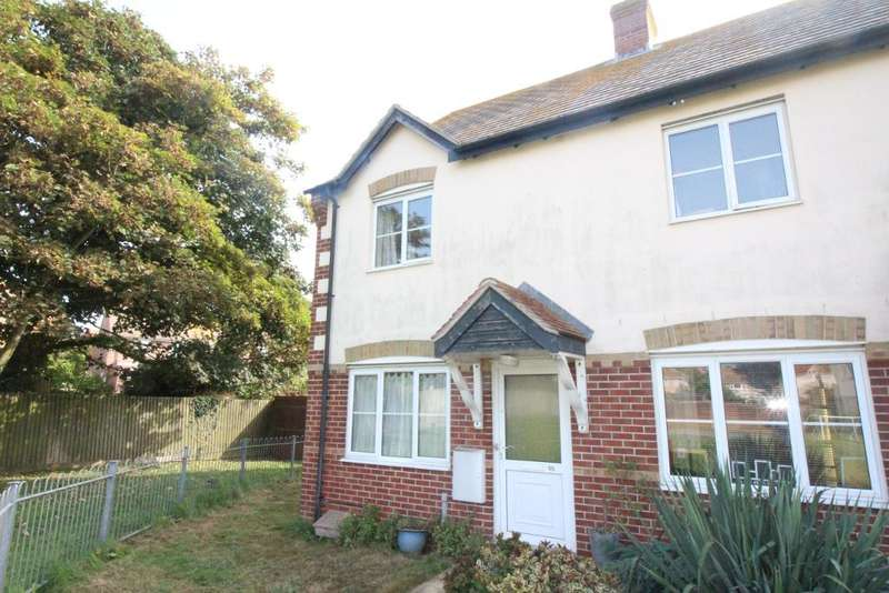 2 Bedrooms End Of Terrace House for sale in Douglas Road, Weymouth, Dorset, DT4 9XU