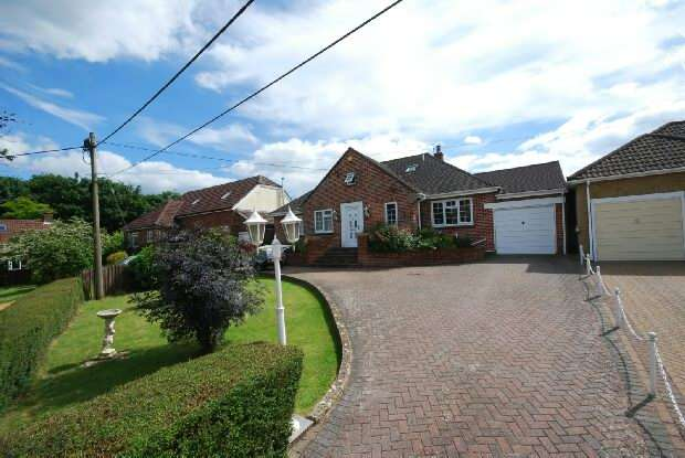 5 Bedrooms Detached Bungalow for sale in Odstock