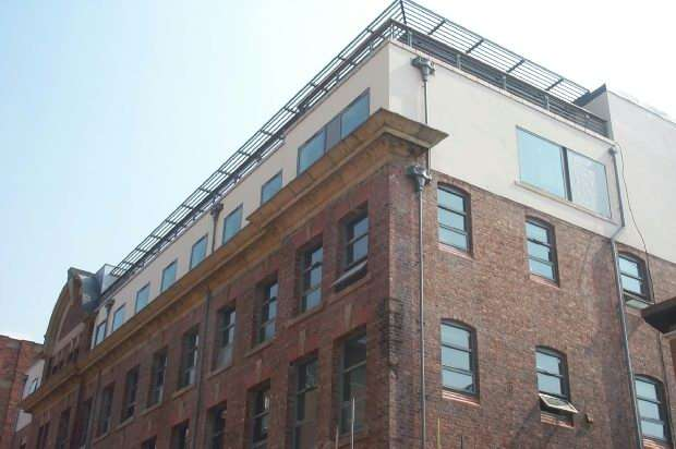 2 Bedrooms Apartment Flat for sale in Cornwallis Court, Cornawllis Street, Liverpool