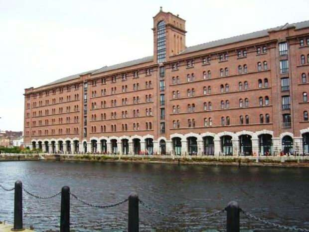2 Bedrooms Apartment Flat for sale in Waterloo Warehouse, Waterloo Road, Liverpool
