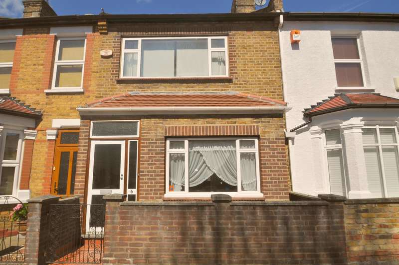2 Bedrooms Terraced House for sale in Balfour Road, Ealing, London, W13 9TN