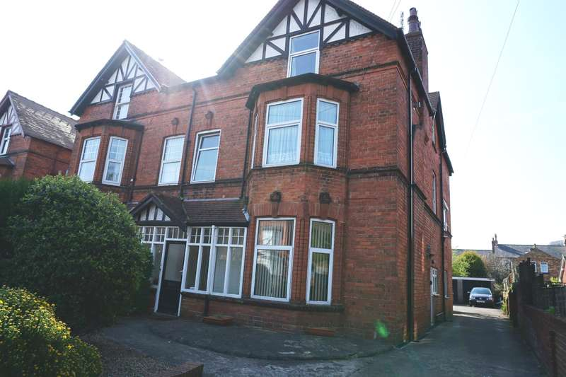 2 Bedrooms Flat for sale in Stepney Road, Scarborough, North Yorkshire, YO12 5BN