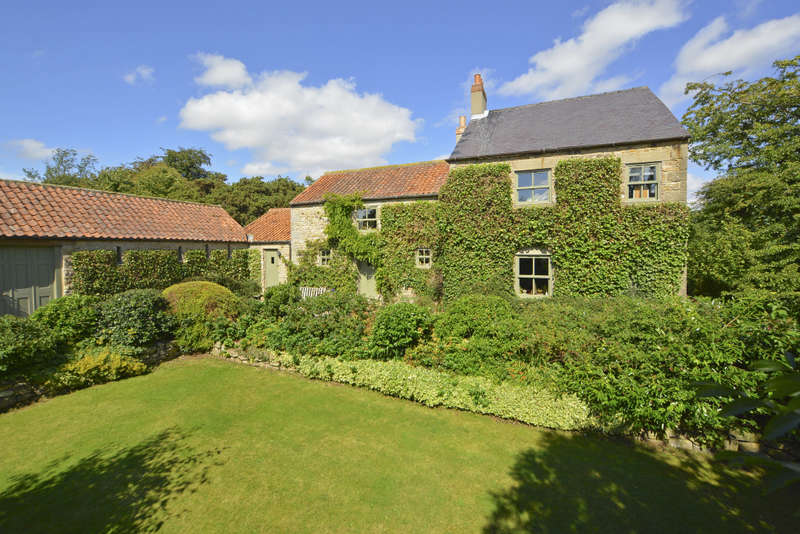 6 Bedrooms Farm House Character Property for sale in Gatherley House, Moulton, Richmond, DL10 6QH