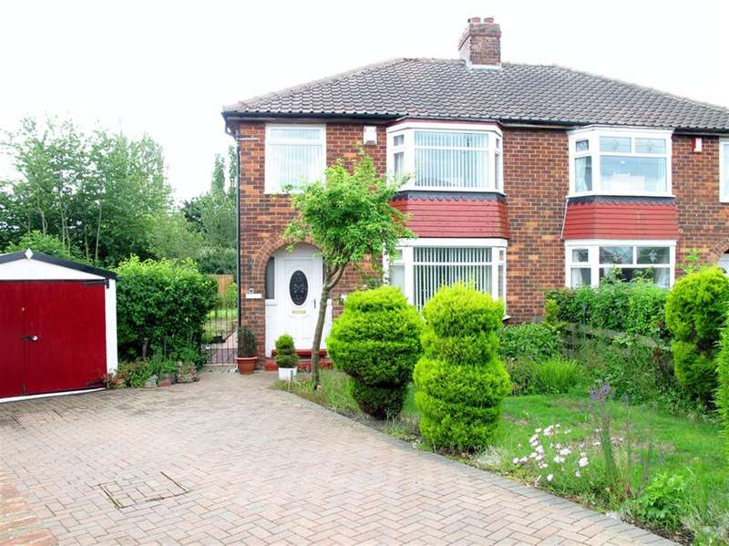3 Bedrooms Semi Detached House for sale in Farley Drive, Acklam, Middlesbrough, TS5 8QT