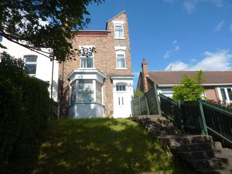 7 Bedrooms End Of Terrace House for sale in Bishopton Road, Stockton-on-Tees, TS19 0AR