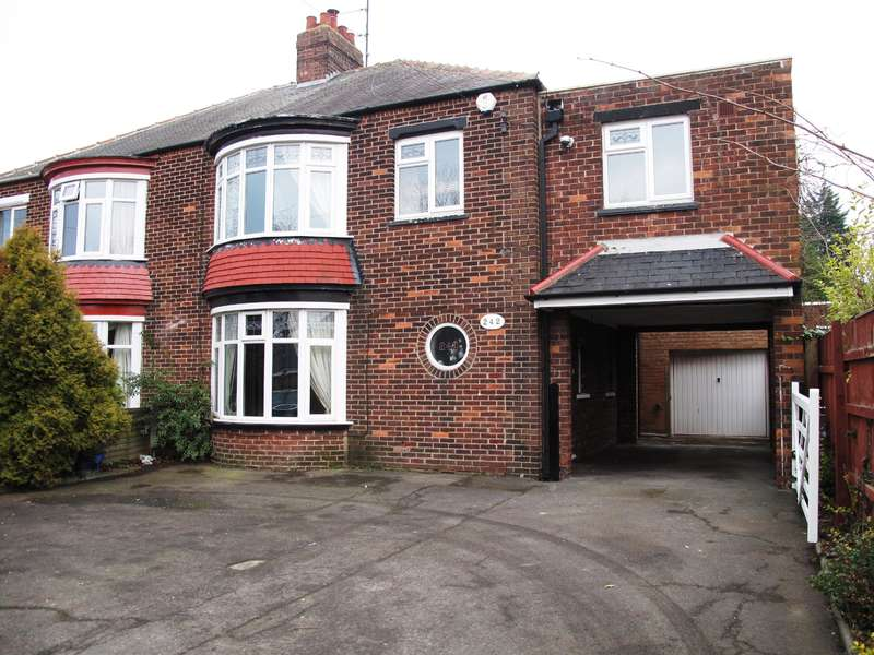 5 Bedrooms Semi Detached House for sale in Acklam Road, Acklam, Middlesbrough, TS5 8AA